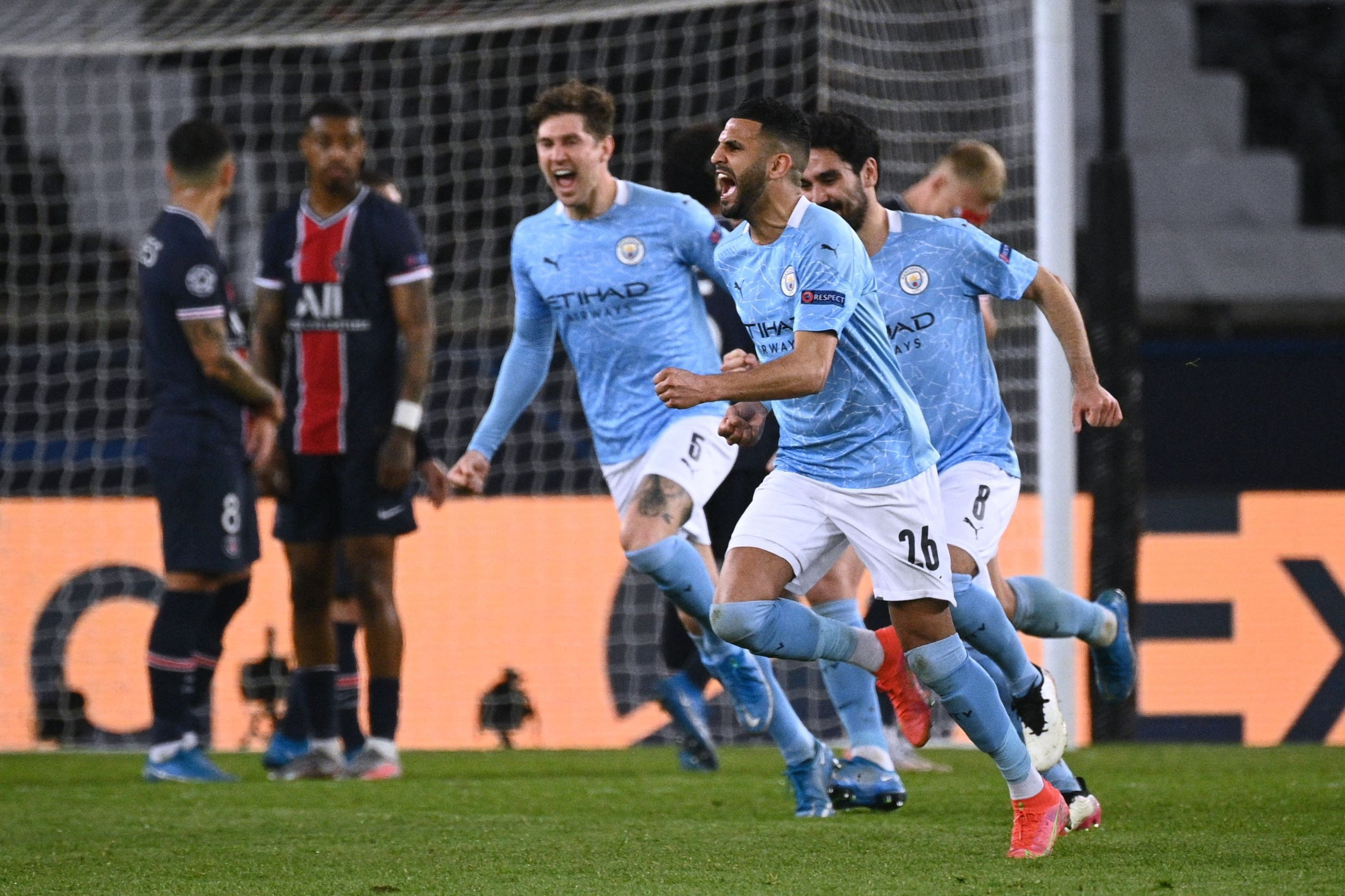 Man City Faces Psg With Eye On 1st Ever Champions League Final Daily Sabah