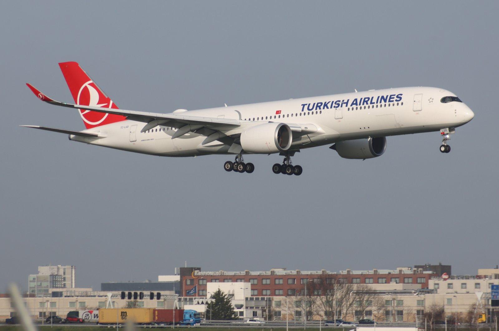 Turkish Airlines 1st major carrier to post profit despite pandemic
