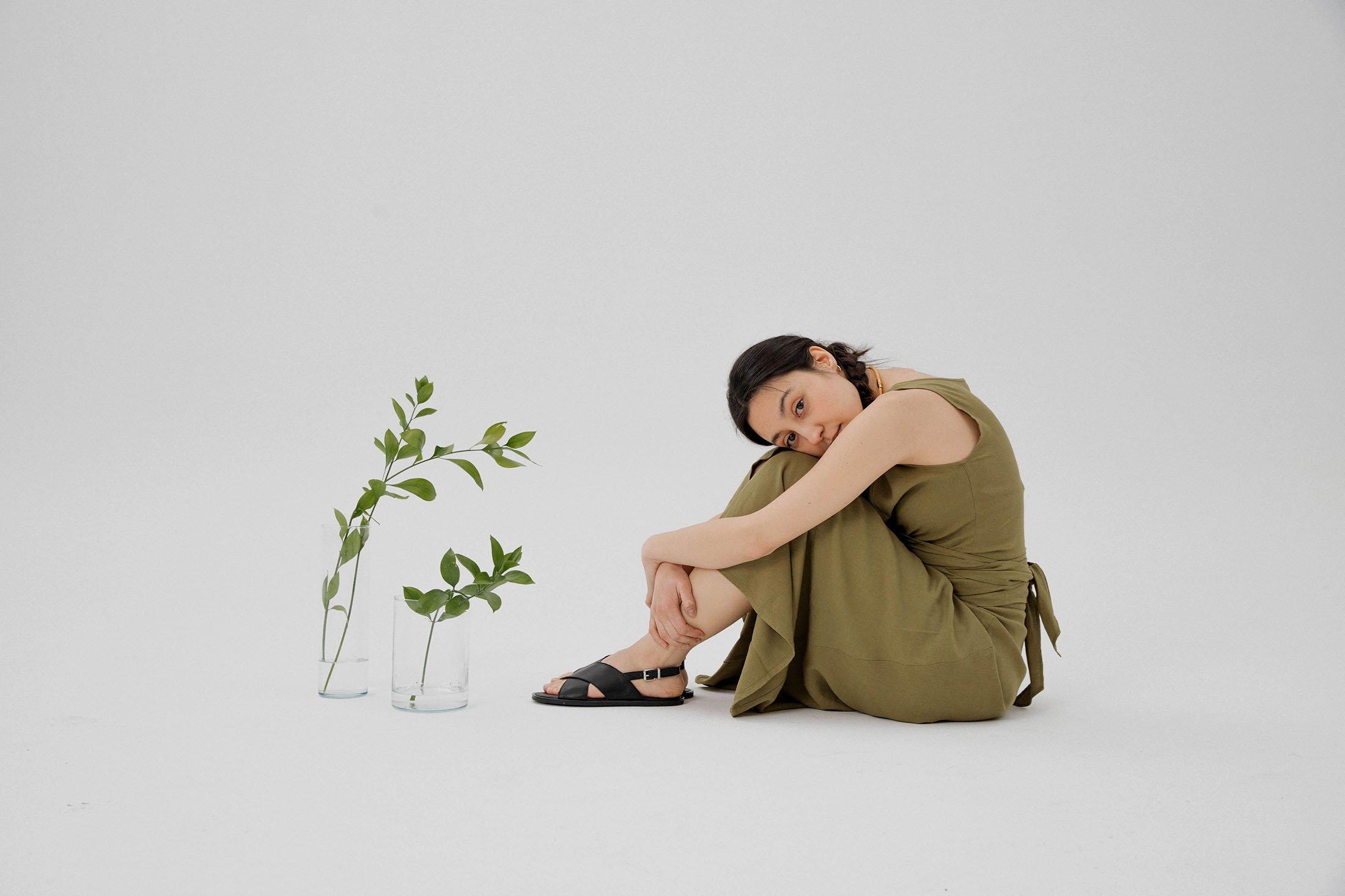 Atölye Ren focuses on environmentally-friendly materials and reducing waste. (Courtesy of Gözde Karatekin)