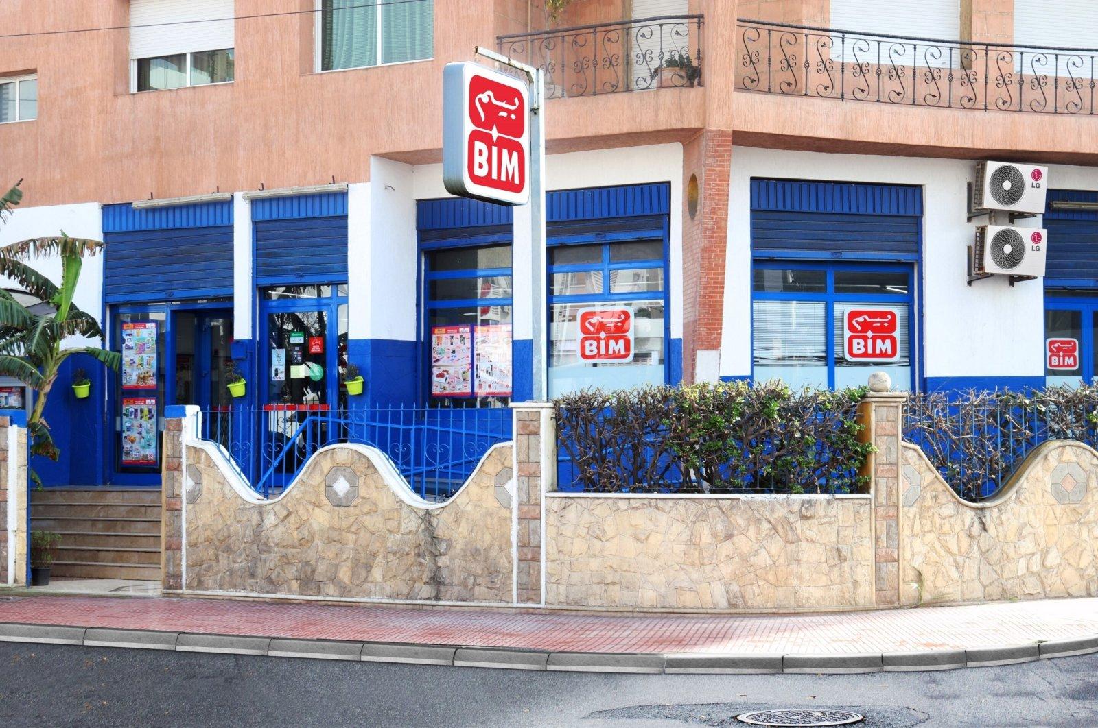 A BIM store is seen in Morocco, North Africa, Dec. 9, 2020. (Courtesy of BIM)