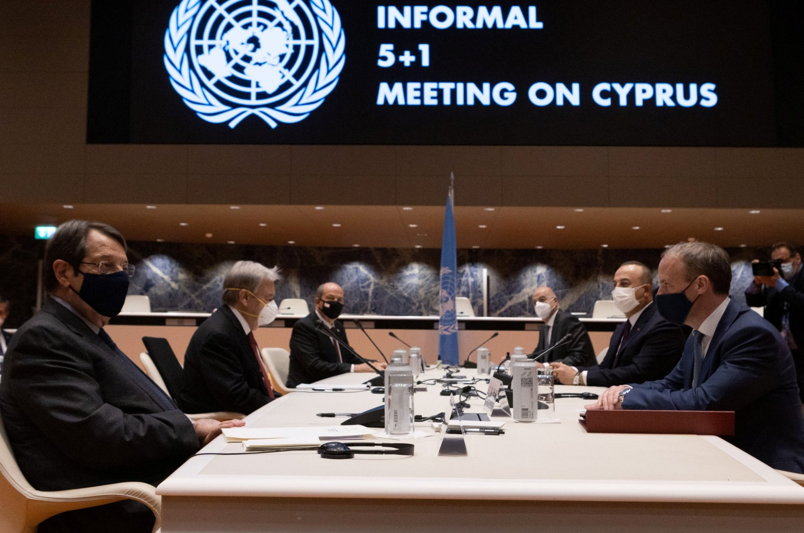 No room for concessions for Cypriot Turks until they obtain their state