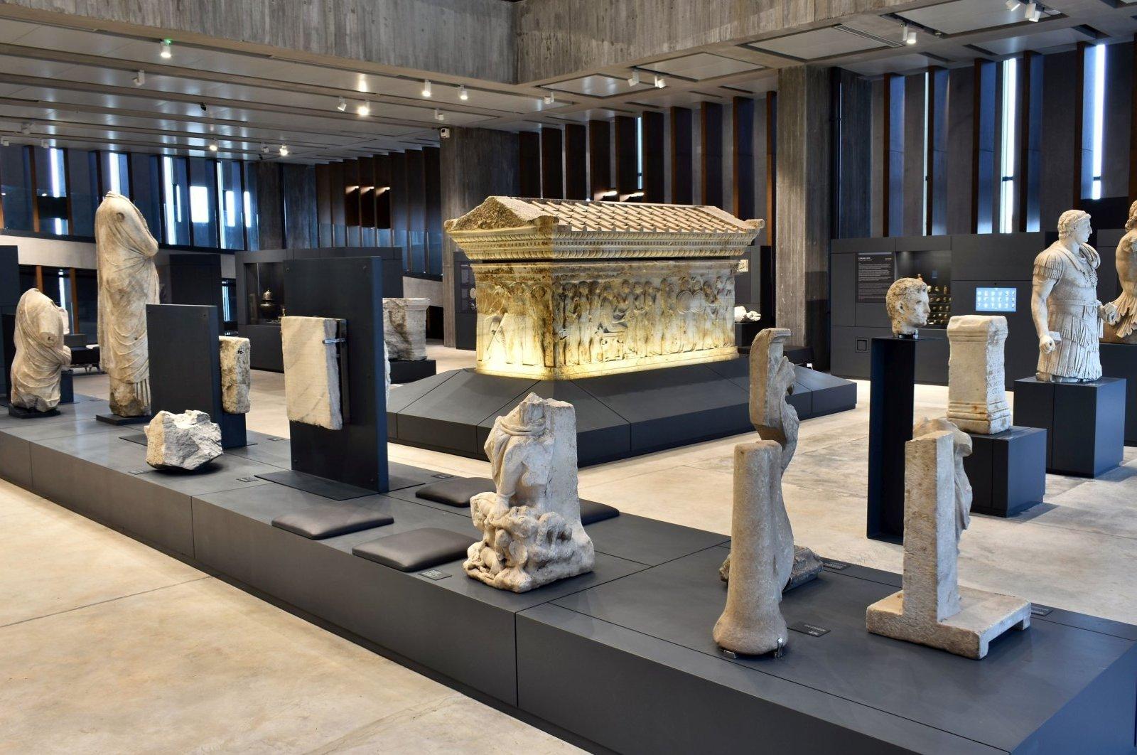 Turkey's Troy, Odunpazarı museums receive prestigious EMYA awards