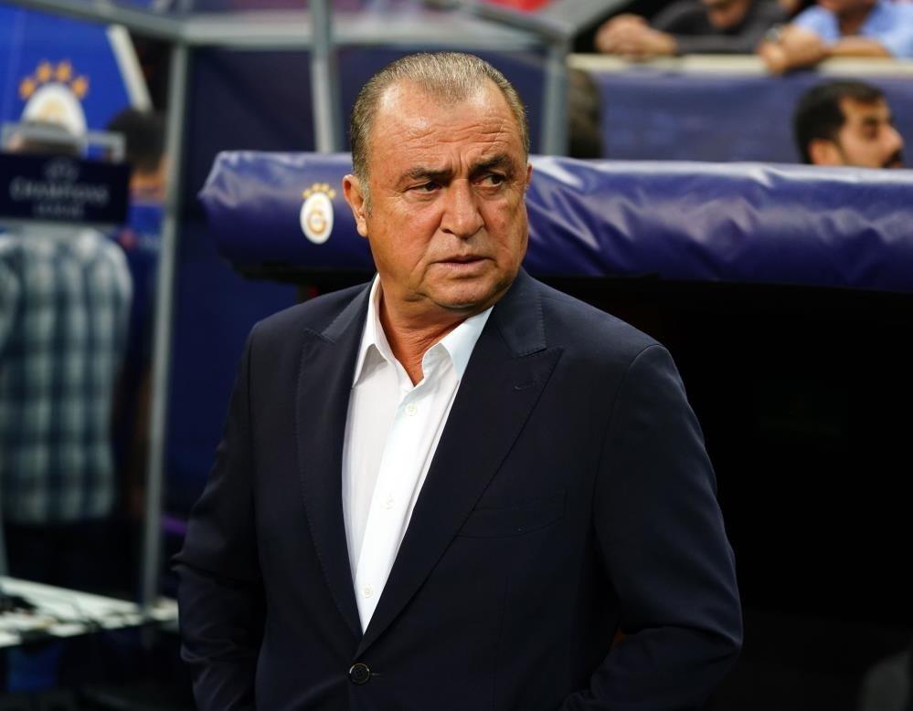 Galatasaray coach Fatih Terim (IHA File Photo)