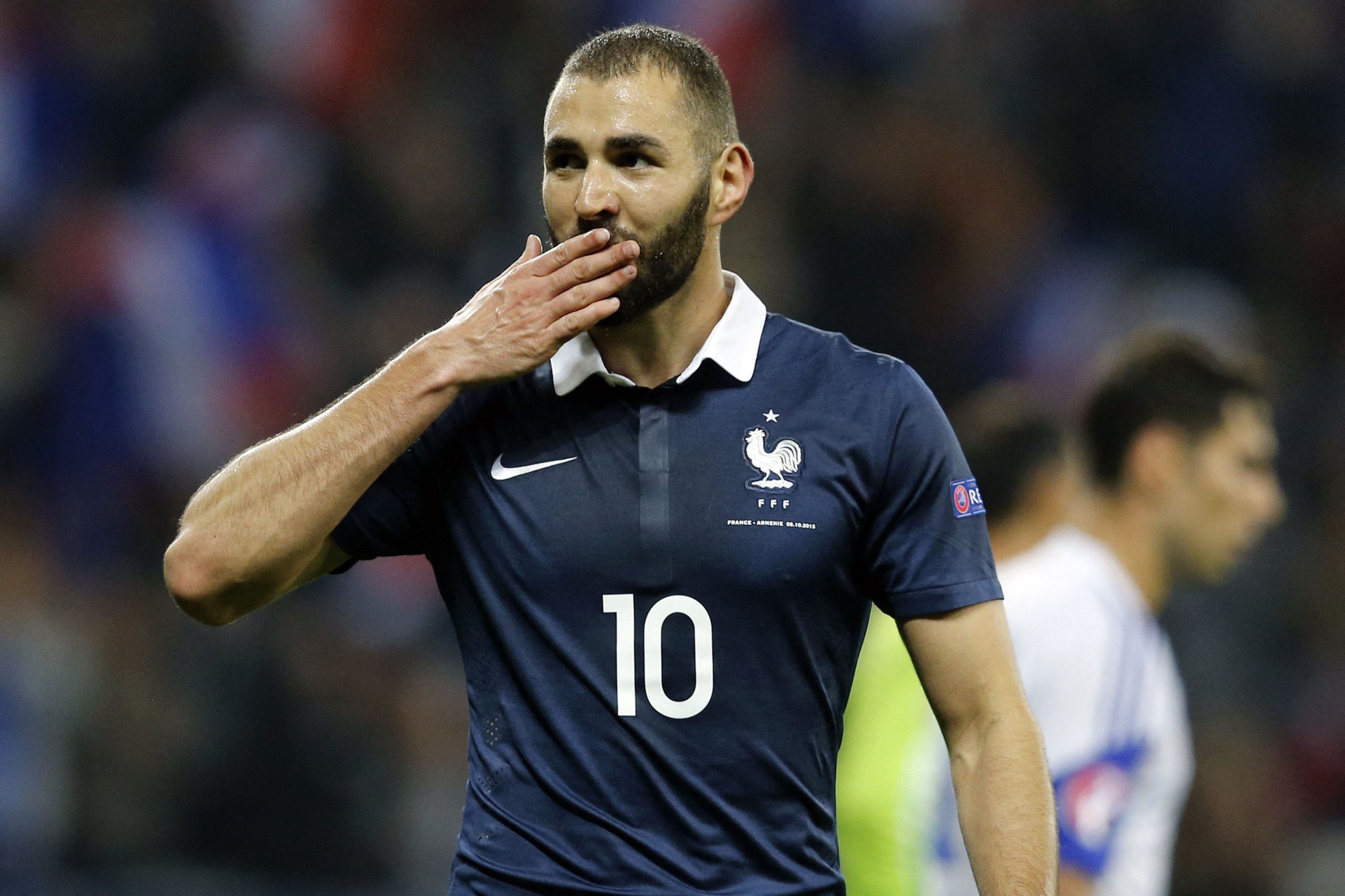 Benzema gets shock France recall for Euro after 6-year absence | Daily Sabah