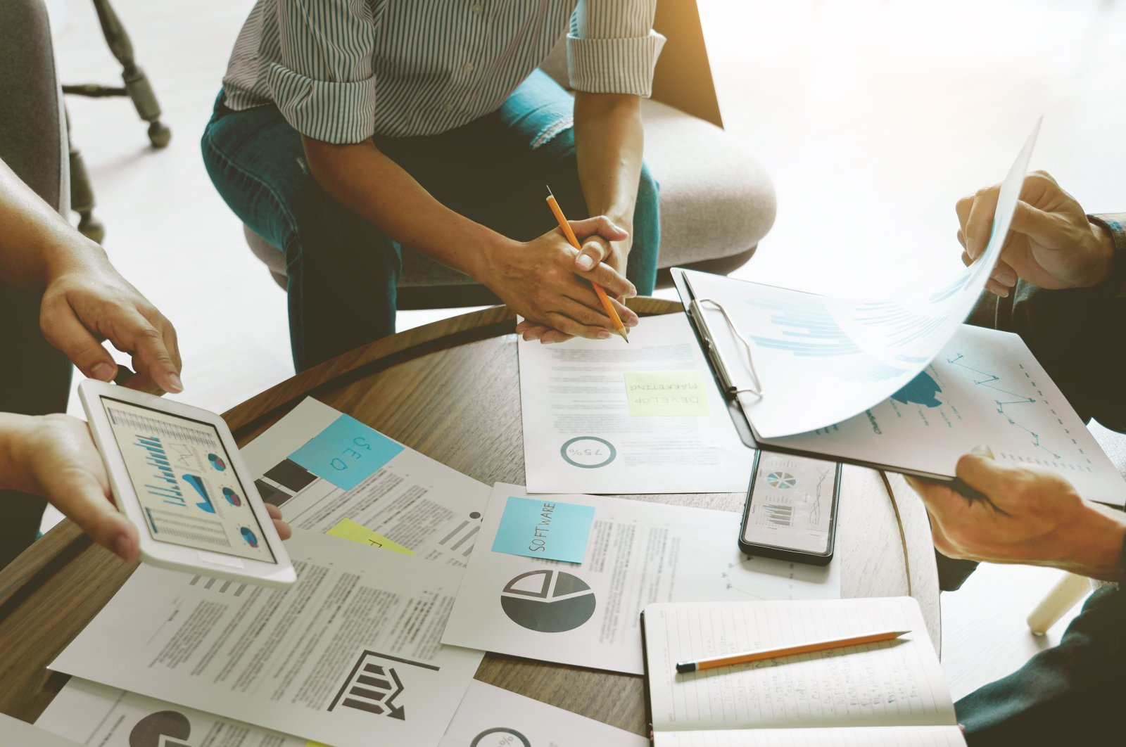 Around 161 investors have made investments in the Turkish startup ecosystem in the January-April period of this year, data showed. (Shutterstock Photo)