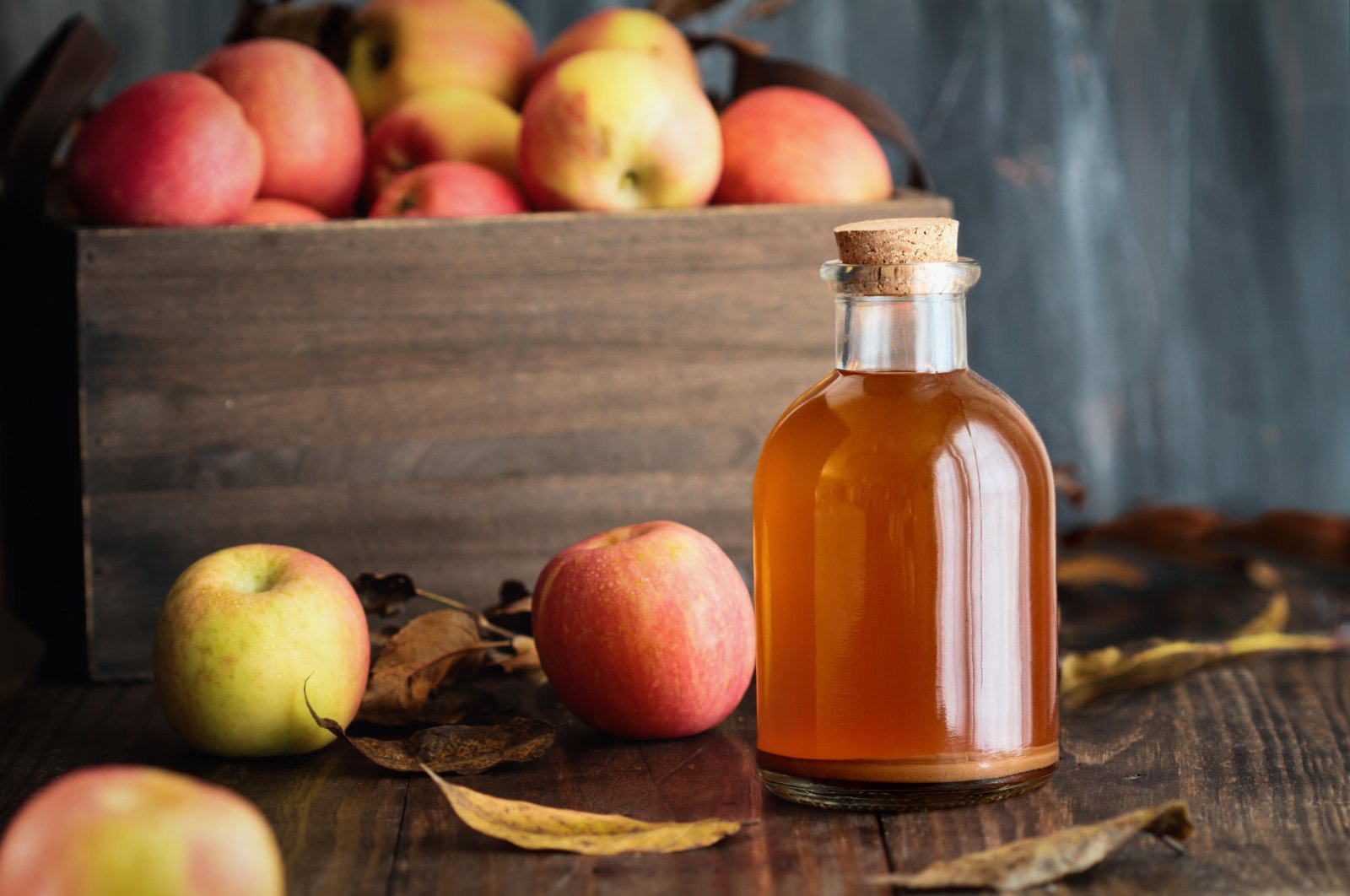 Apple cider vinegar is one of the healthiest and versatile kinds of vinegar out there. (Alamy Photo)