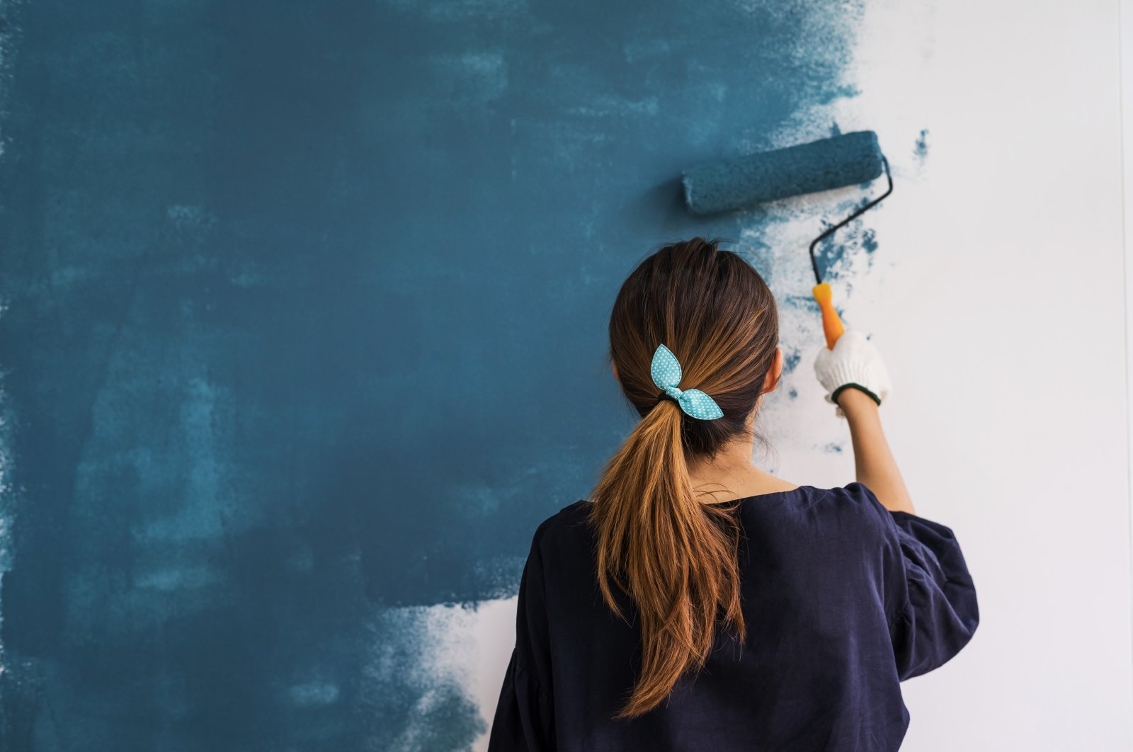 If you want to create the right atmosphere in a room, you need to start with the walls. (Shutterstock Photo)