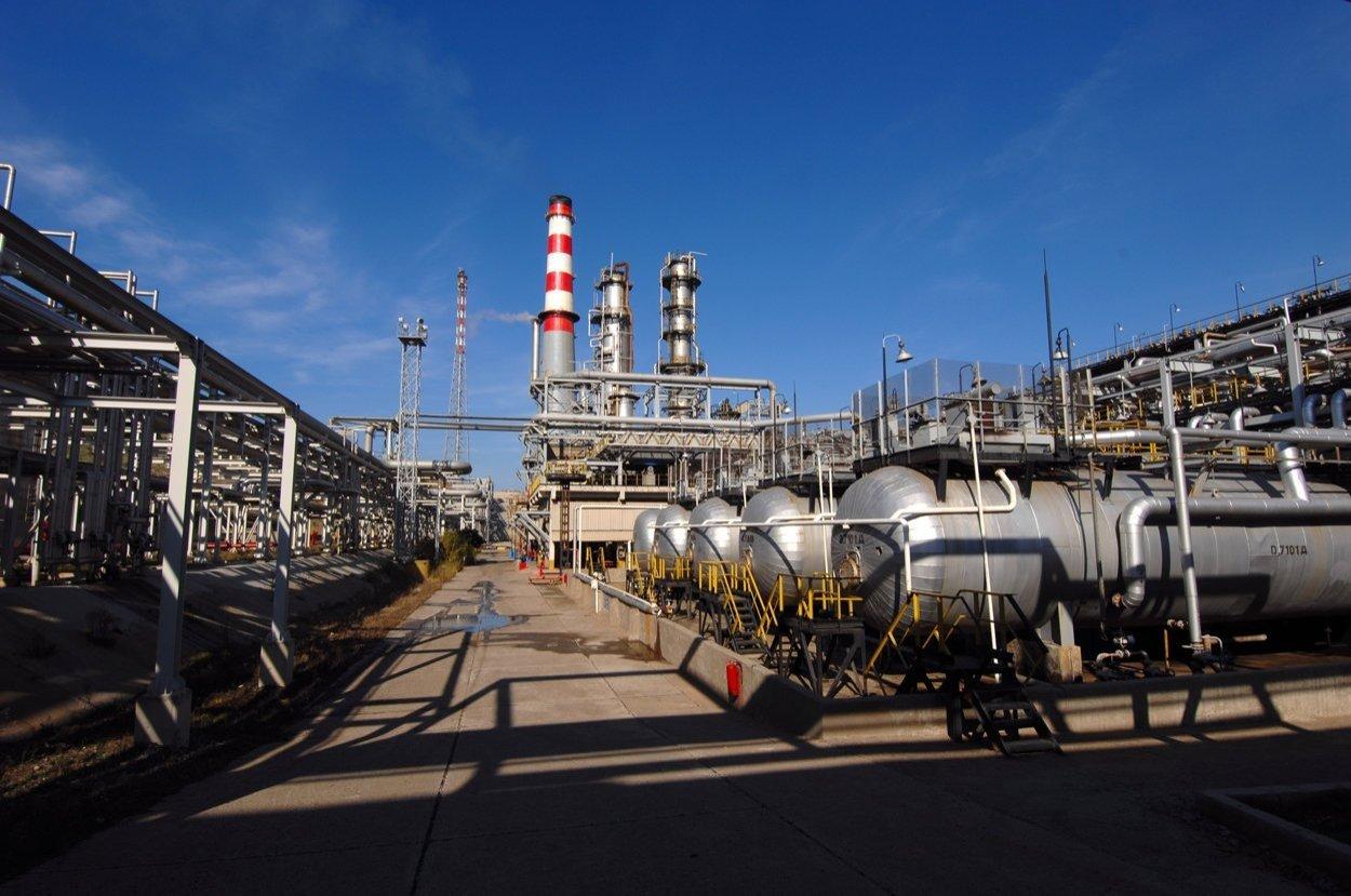 The Tüpraş refinery, western Izmir, Turkey, Nov. 6, 2018.