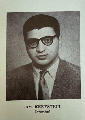 Dr. Ara Keresteci. (Courtesy of Tamer Turkman)