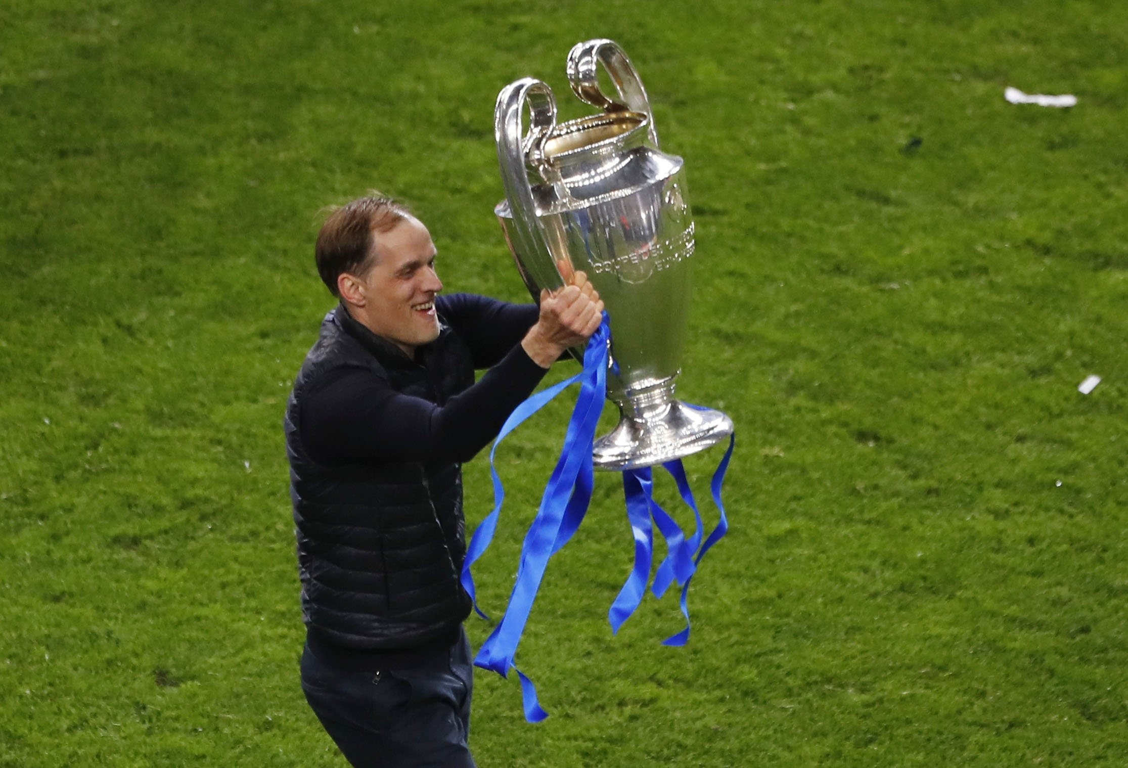 Tuchel masterpiece brings glory for Chelsea   Daily Sabah