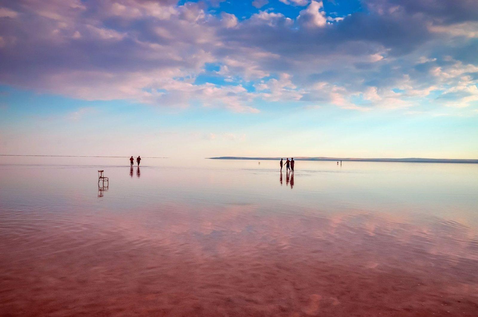 Lake Tuz in Konya, Central Turkey. (iStock Photo)