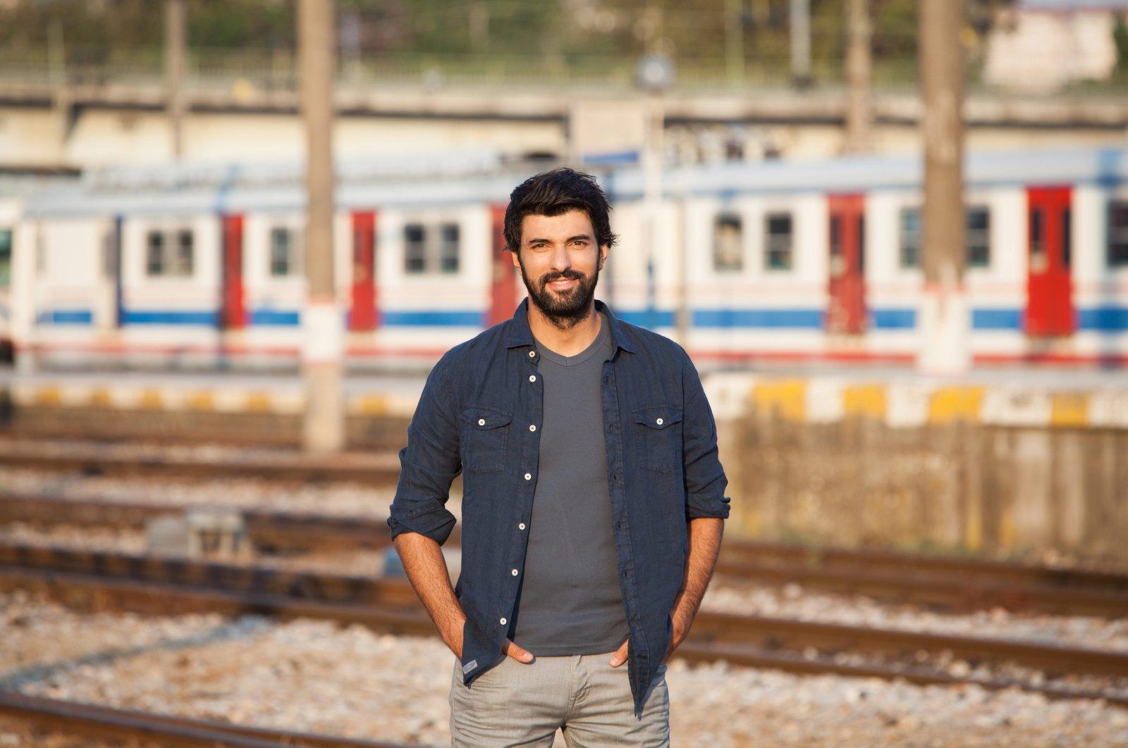 Engin Akyürek was the first Turkish actor nominated for an International Emmy Award. (Sabah File Photo)