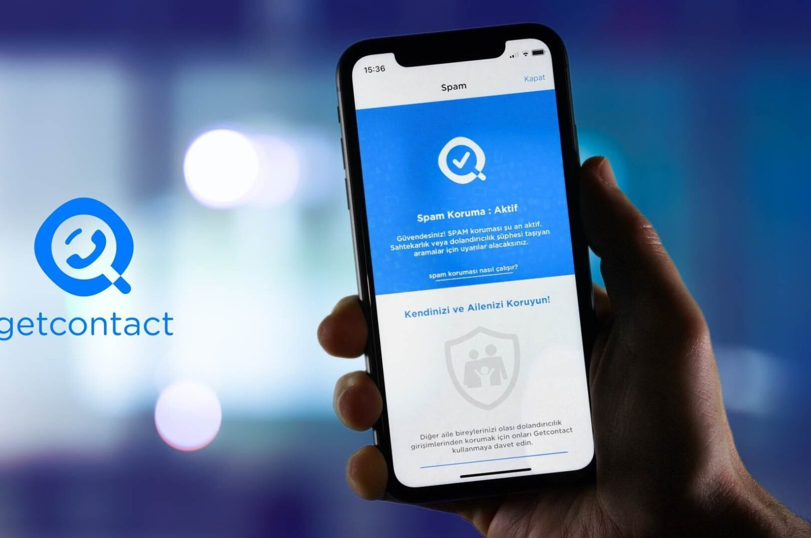 The Getcontact app advertises itself as a powerful tool to block unwanted incoming calls and has reached more than 120 million users.