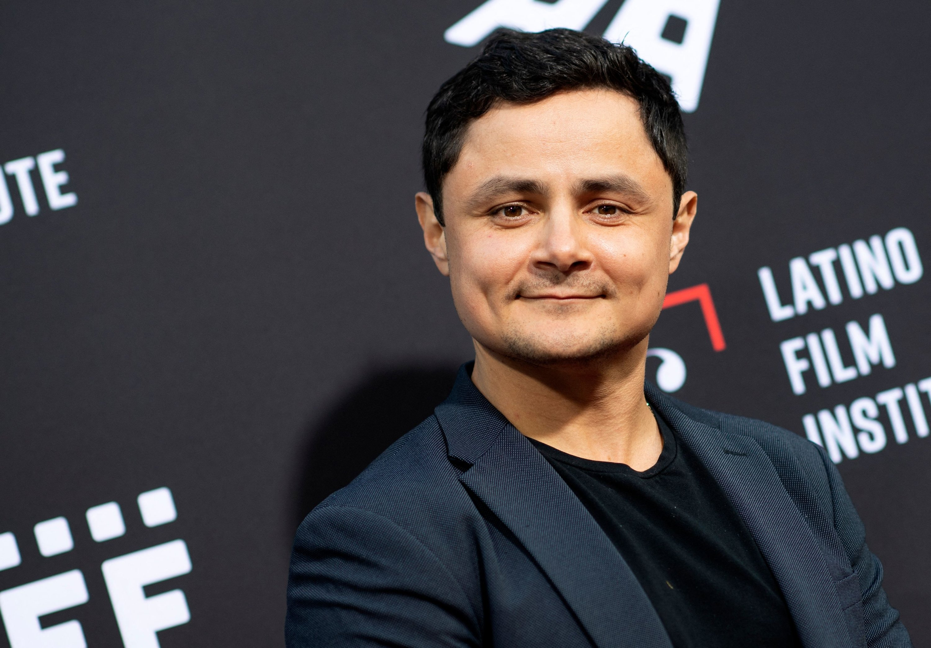 Actor Arturo Castro attends the Los Angeles Latino International Film Festival (LALIFF) special preview screening of 'In The Heights' at the TCL Chinese Theater in Hollywood, California, U.S., June 4, 2021. (AFP Photo)