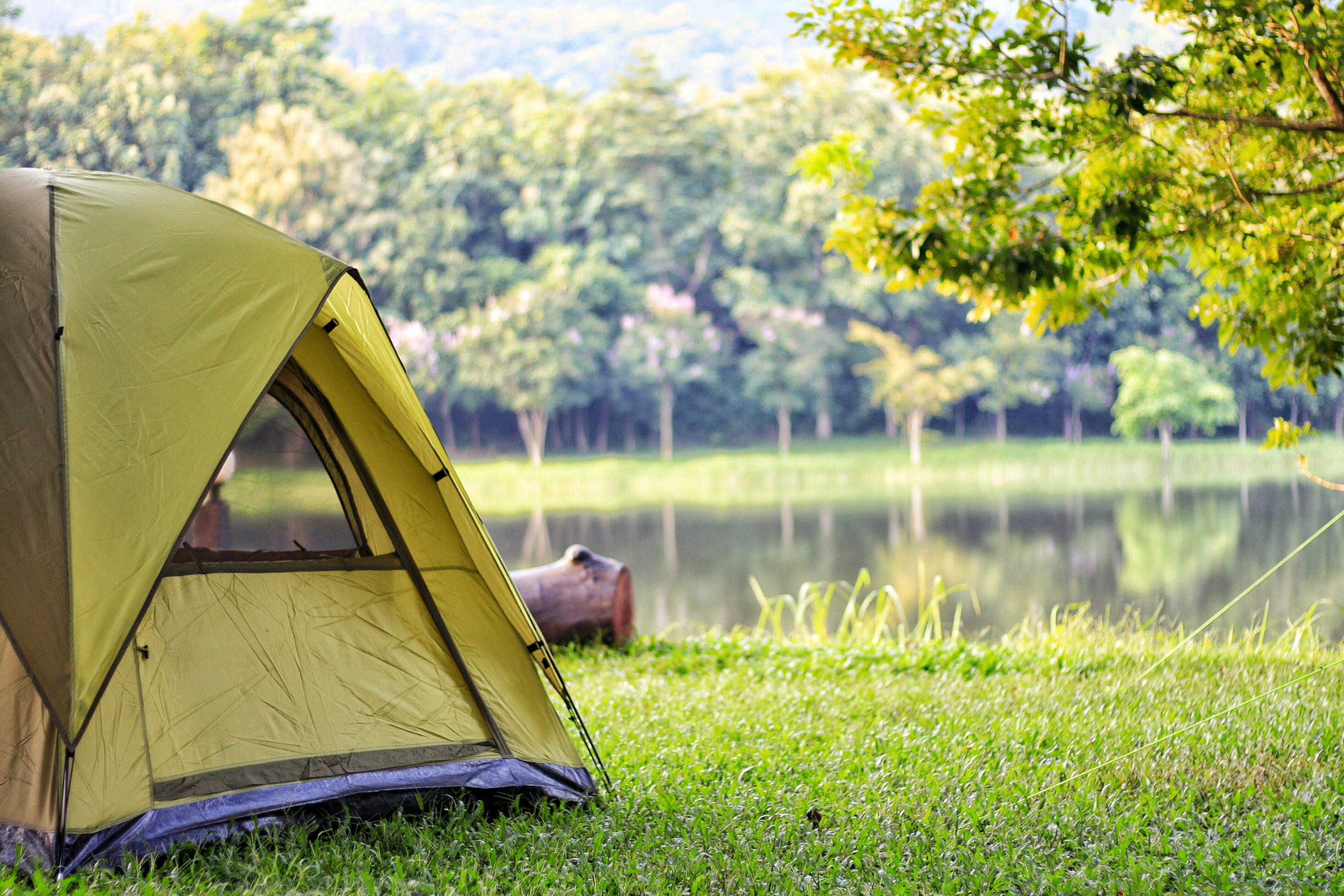 Camping is one of the most popular outdoor activities. (Shutterstock Photo)