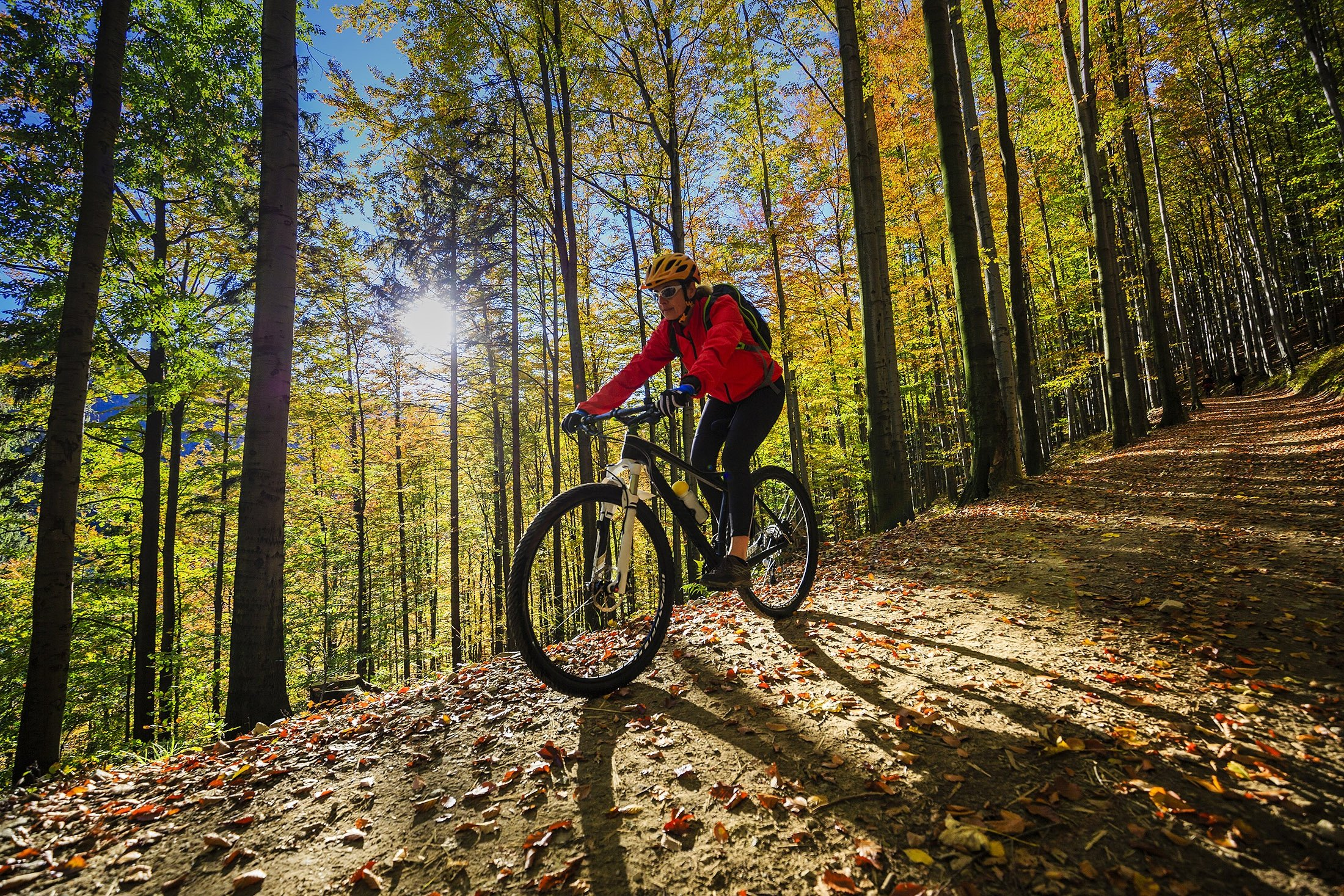 Biking can be very beneficial for health. (Shutterstock Photo)