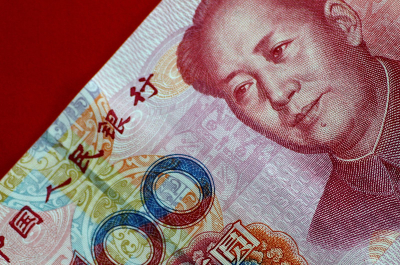 Chairman Mao Zedong graces a Chinese 100 yuan note in this illustration photo, May 31, 2017. (Reuters Photo)
