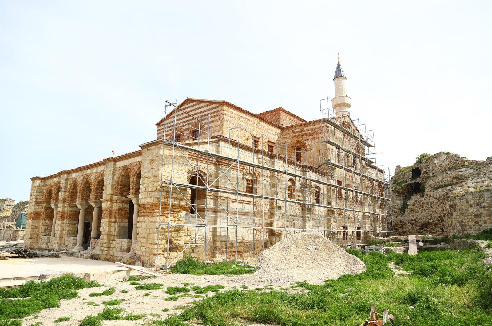 Turkey's Hagia Sophia of Enez to reopen for worship
