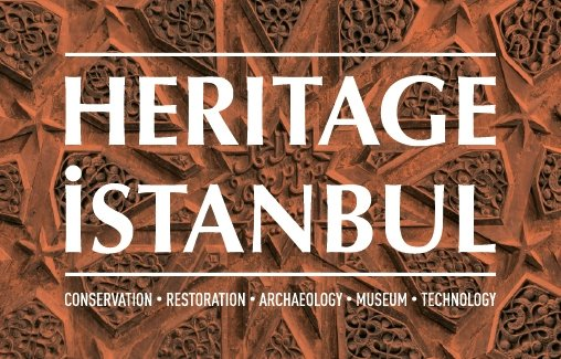A poster of Heritage Istanbul.