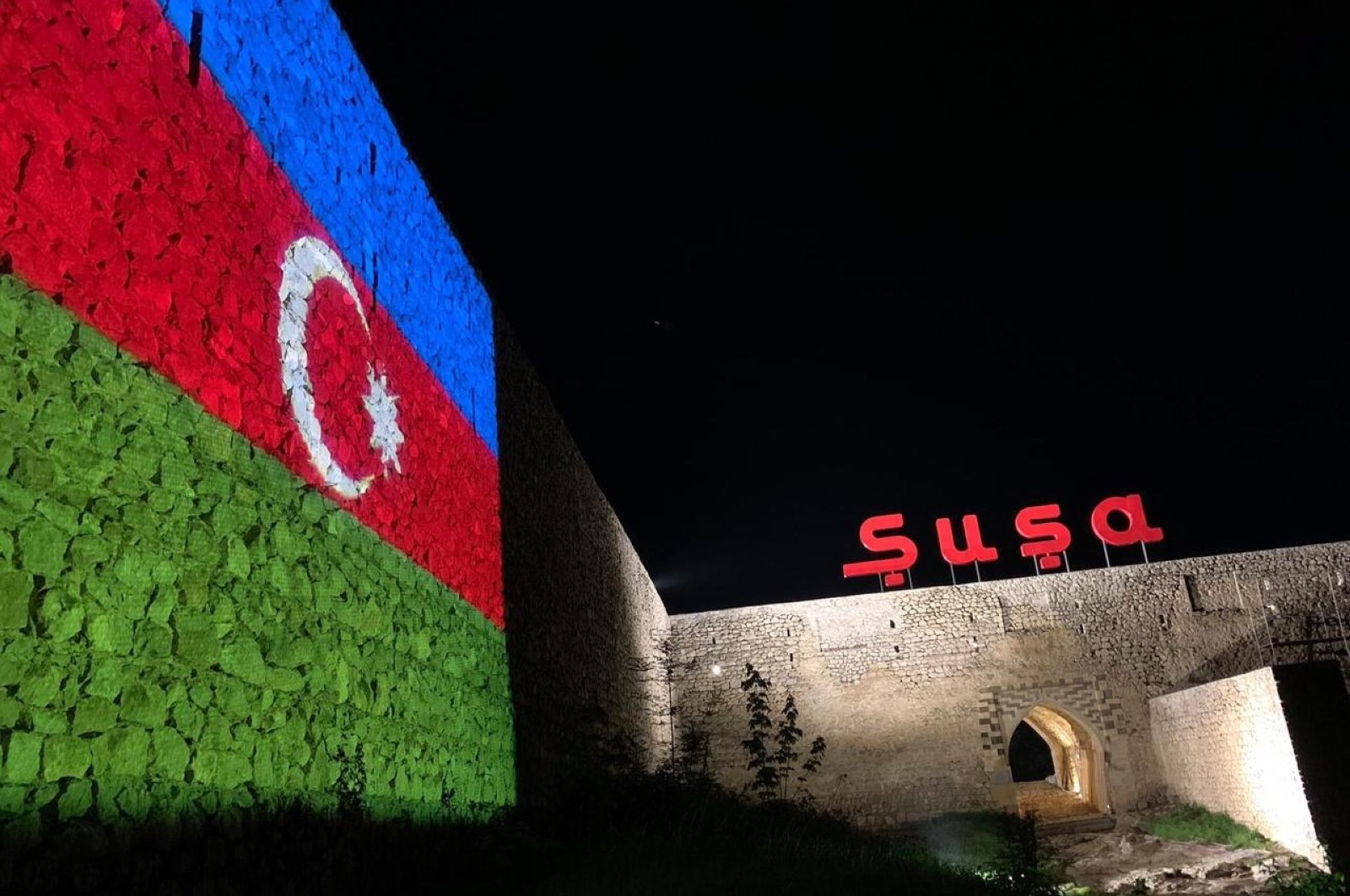 Erdoğan arrives in Azerbaijan, set to visit liberated Shusha