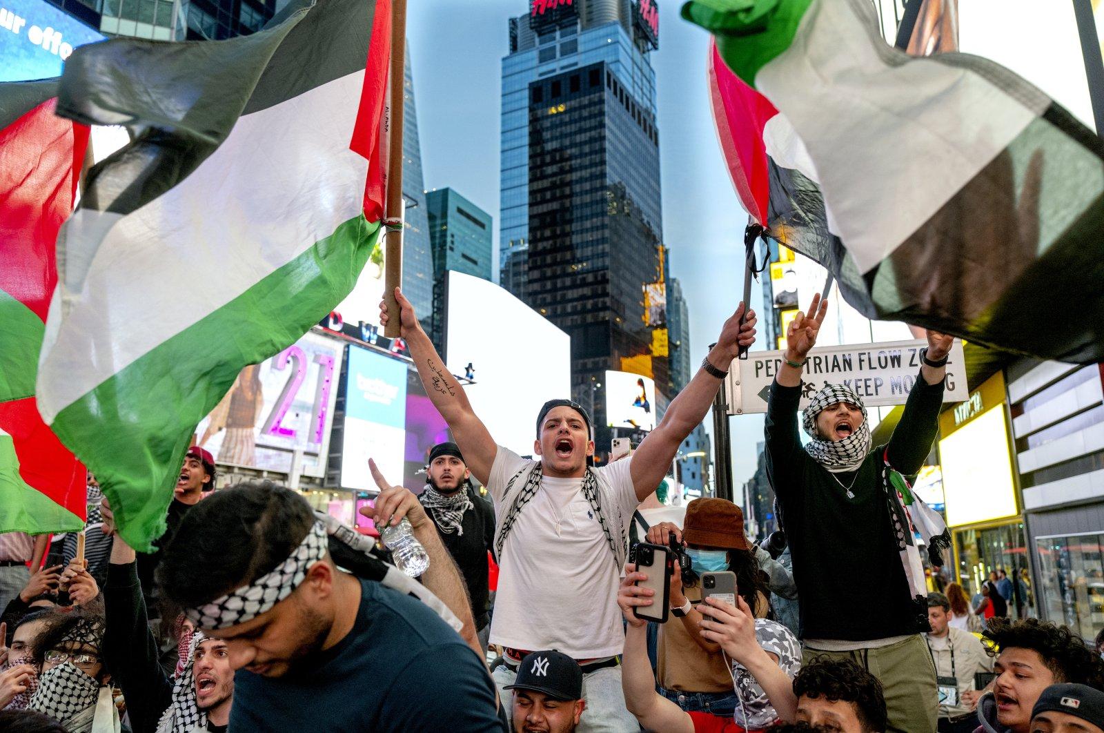 Worldwide protests strike fear in Israel   Opinion
