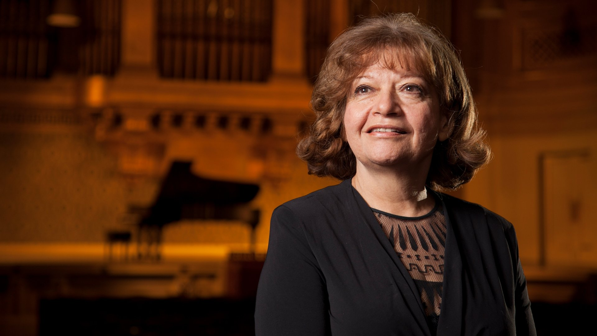 Pianist Idil Biret will celebrate her 80th birthday at the 49th Istanbul Music Festival with a special concert.  (Courtesy of IKSV)