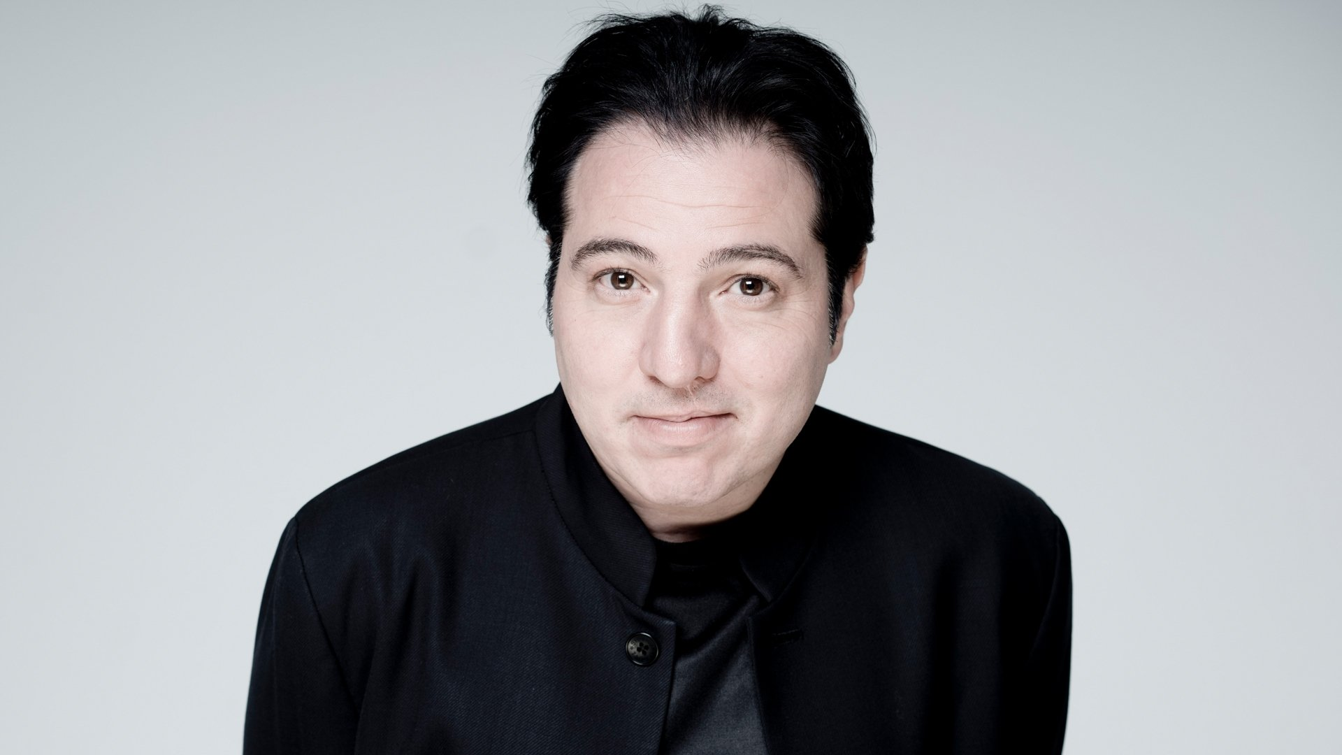 """Fazıl Say will give an exclusive concert entitled """"Voice Nature"""" as part of the Istanbul Music Festival.  (Courtesy of IKSV)"""