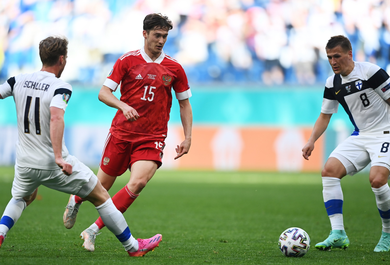 Russia defeats Finland 1-0 with Miranchuk goal | Daily Sabah