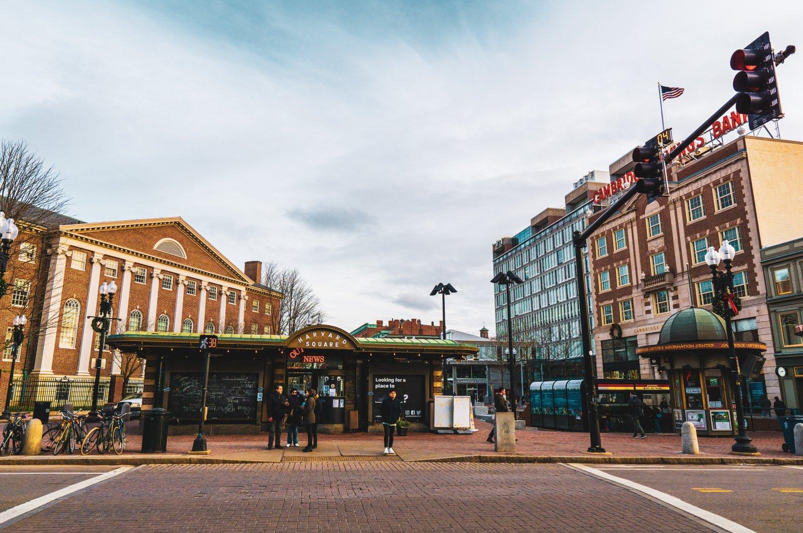 General street view of Cambridge, Massachusetts. (Shutterstock Photo)