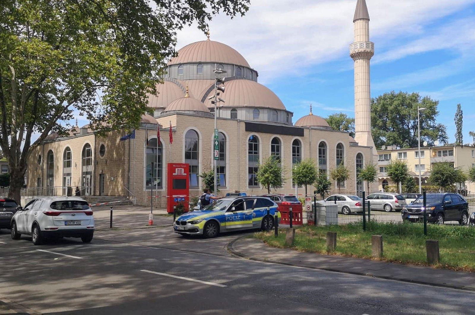 A mosque run by DITIB is seen in Duisburg, North Rhine-Westphalia, Germany, July 23, 2019. (AA Photo)