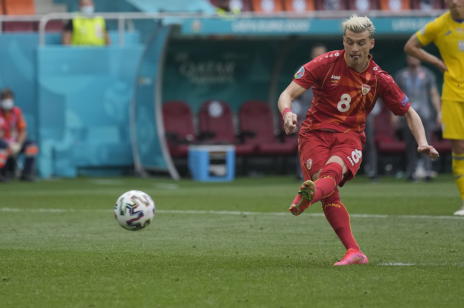 Penalty misses nearing record level at Euro 2020