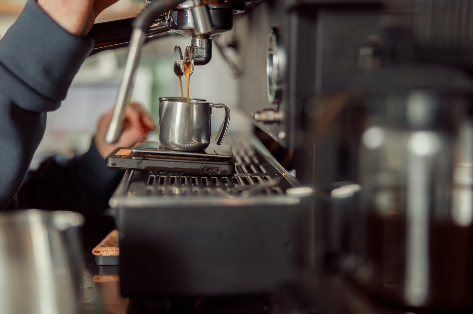 Coffee in moderation cuts risk of deadly liver disease, study shows. (Shutterstock Photo)