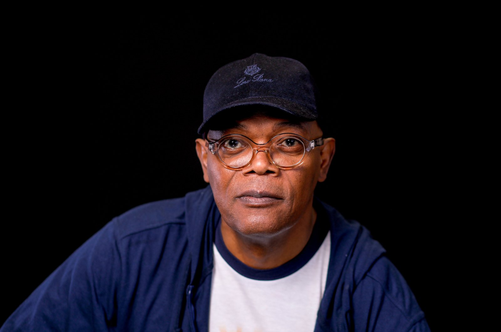 Actor Samuel L. Jackson poses for a portrait for Captain Marvel in Beverly Hills, California, U.S. Feb. 22, 2019. (REUTERS Photo)