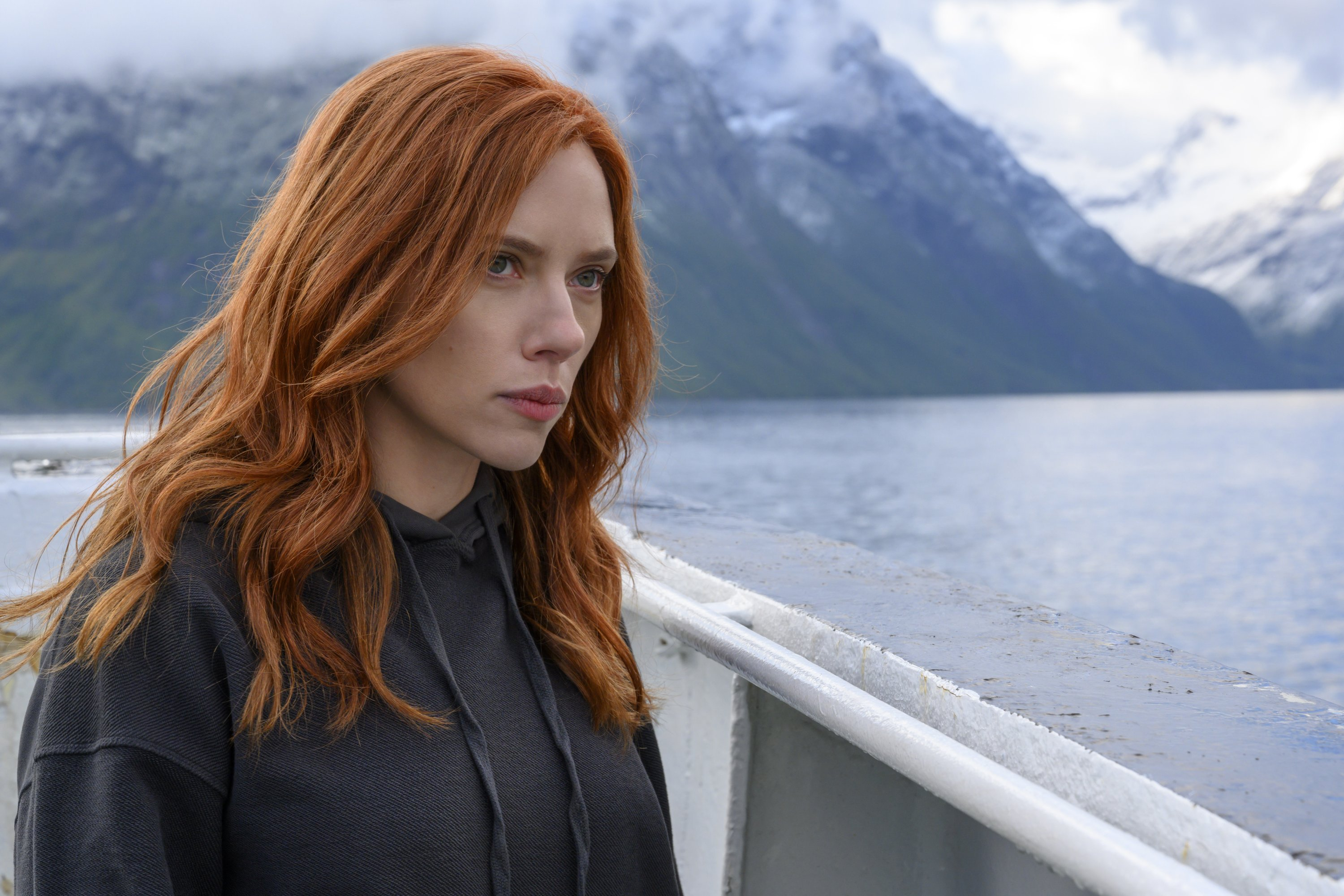 Marvel's 'Black Widow': A welcome, satisfying spin-off   Daily Sabah