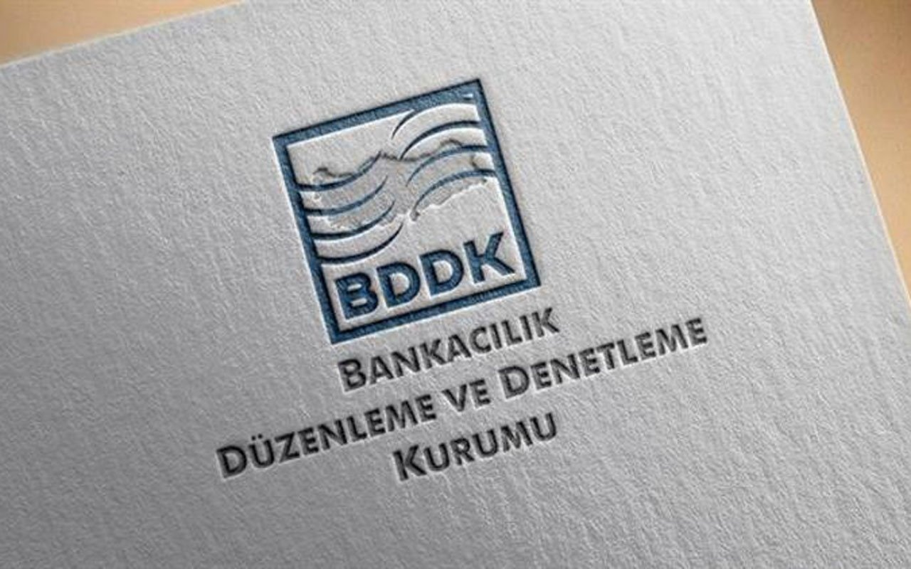 The logo of Turkey's Banking Regulation and Supervision Agency (BDDK). (File Photo)