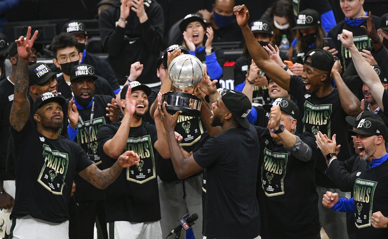 NBA Finals - Antetokounmpo's heroic performance