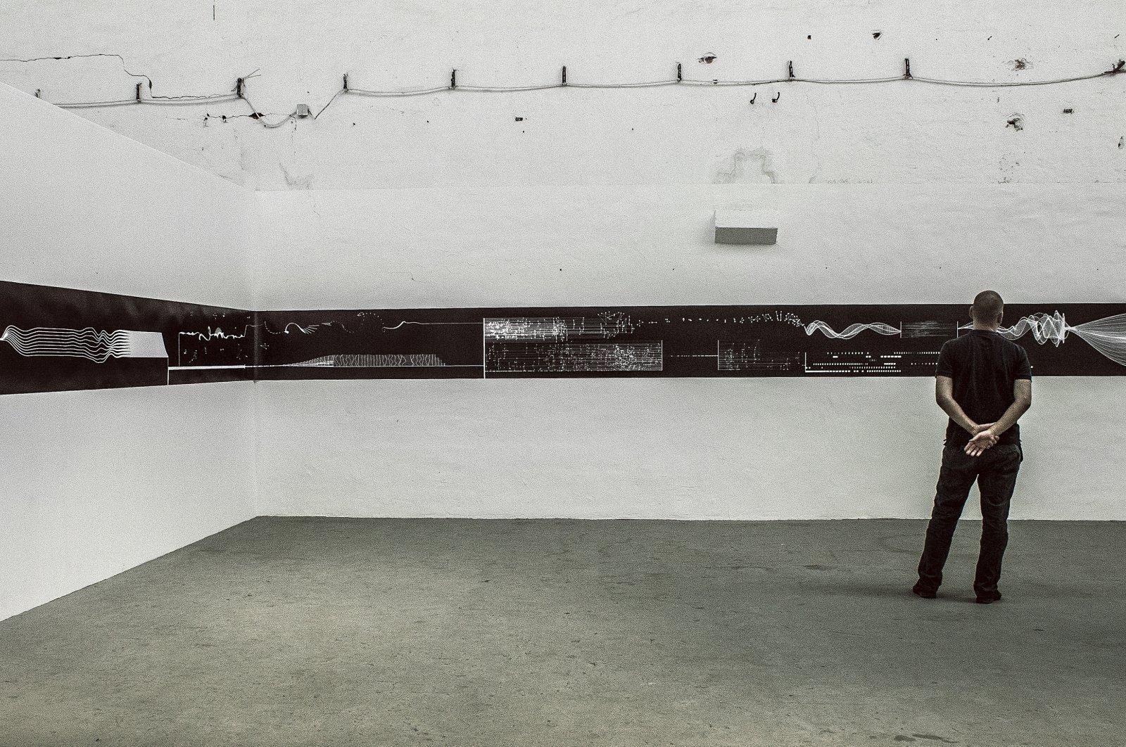 "Candaş Şişman, ""SYN-Phon"" installation. (Courtesy of Vision Art Platform)"
