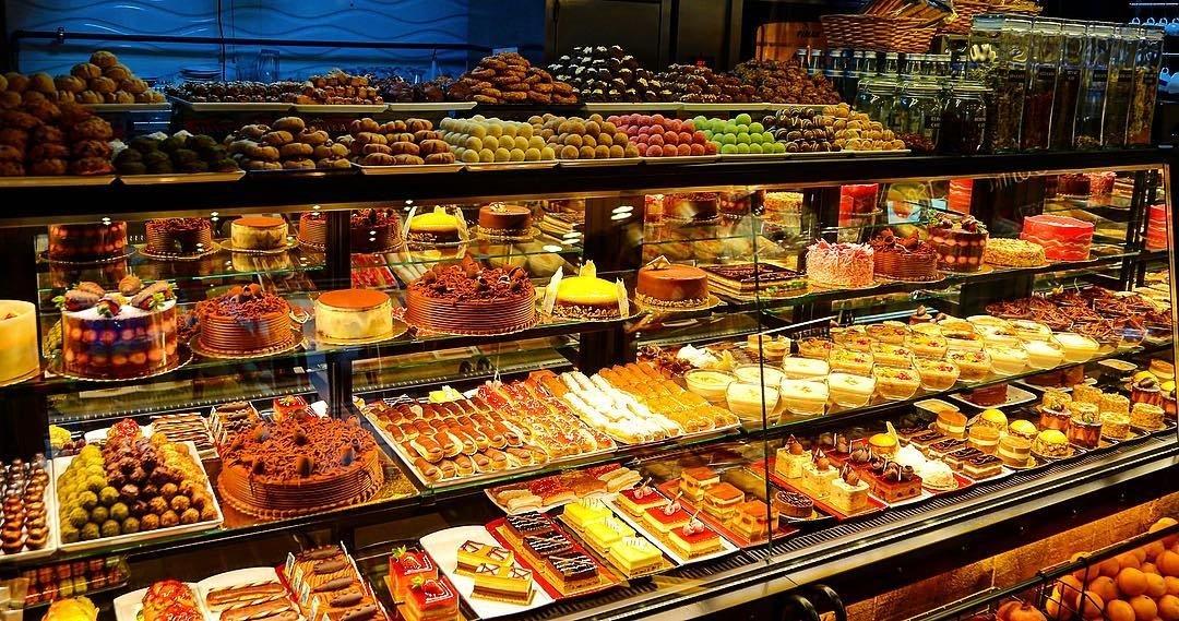 Sweets at Marmara Pastaneleri. (Photo: FacebookMarmara Pastaneleri)