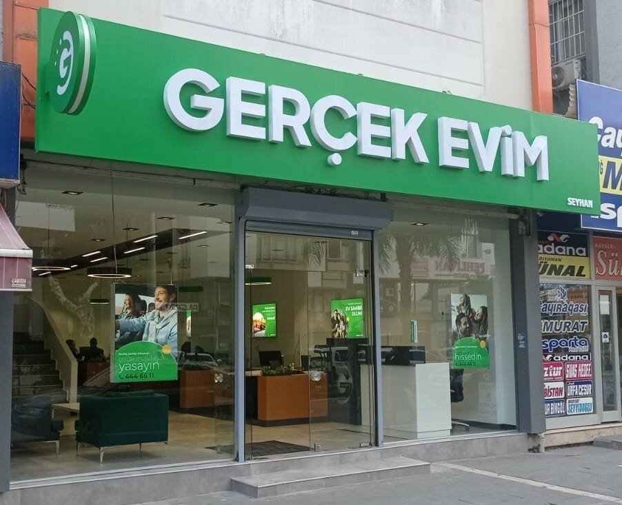One of the Gerçek Evim locations is seen in this picture taken in southern Adana province's Seyhan district, Turkey, May 21, 2021. (Photo taken from Gerçek Evim / Yandex Maps)