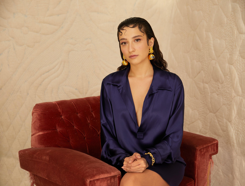 Turkish singer Melike Şahin will take the stage at Göztepe Özgürlük Park Stage on Sept. 8.