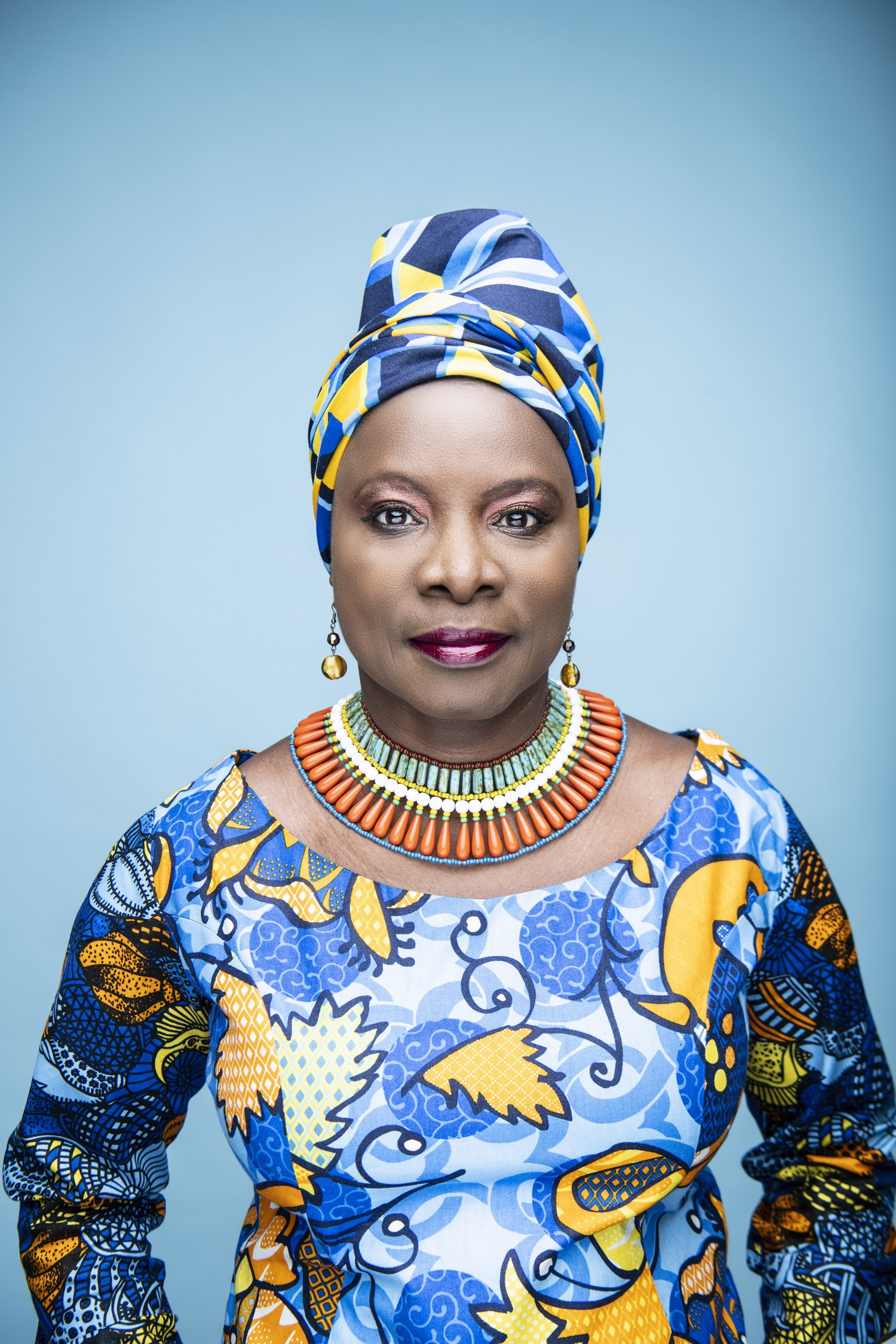 Angelique Kidjo's concert will be held at The Marmara Esma Sultan Mansion on Sept. 6.