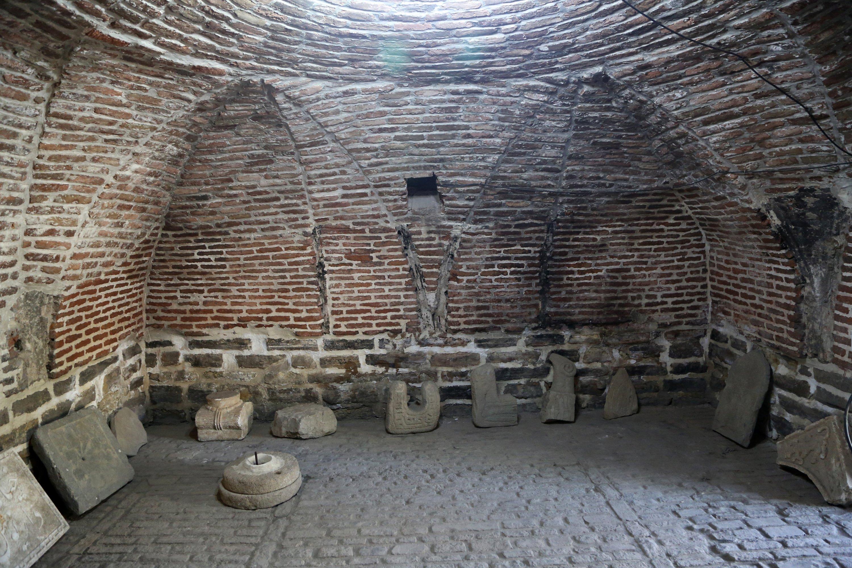 An interior view from Segonbad, West Azerbaijan, Urmia, Iran, July 11, 2021. (AA Photo)