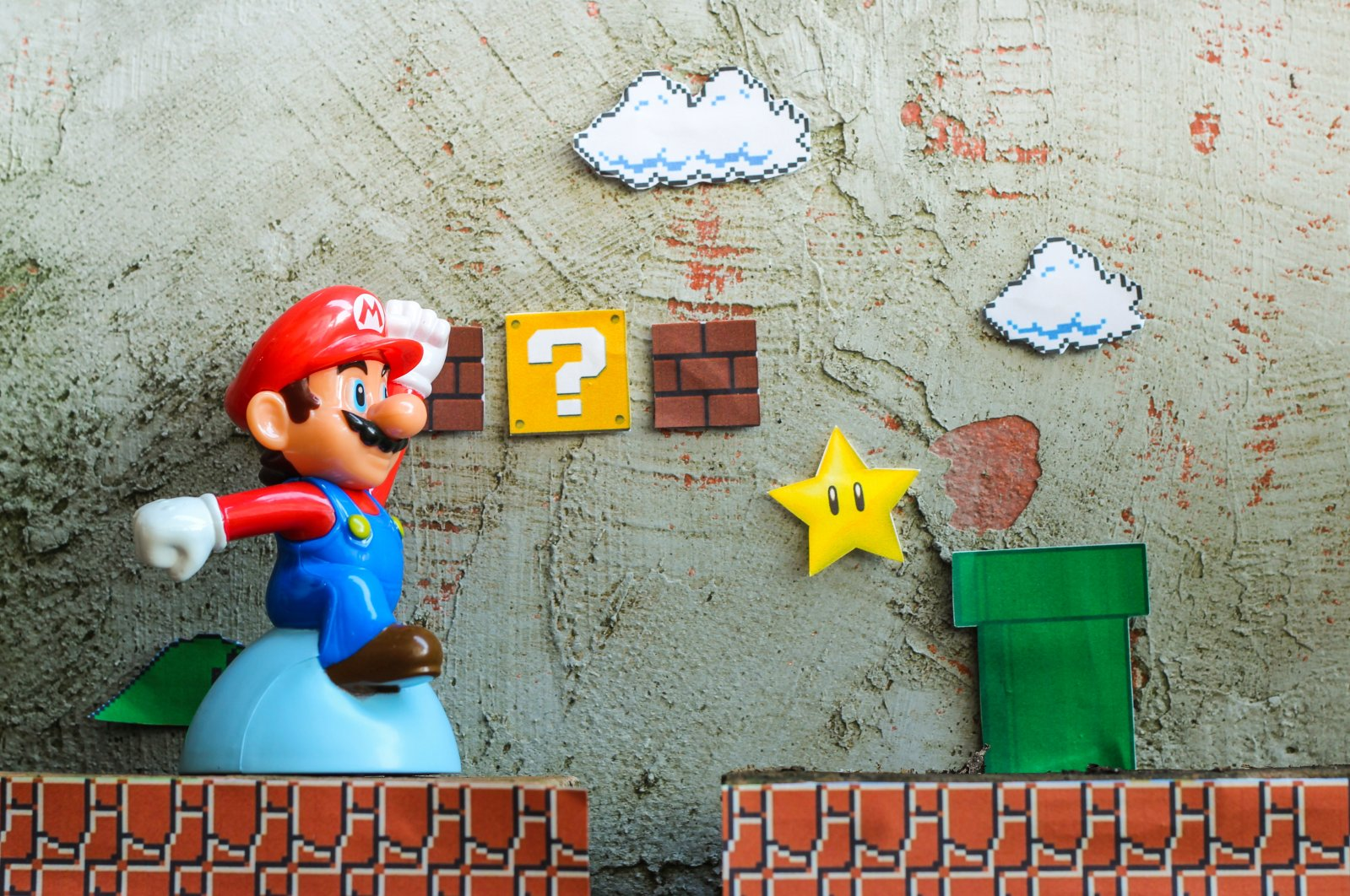 A 25-year-old Super Mario 64 video game from 1996 set a new record after netting $1.56 million at a weekend auction. (Shutterstock Photo)