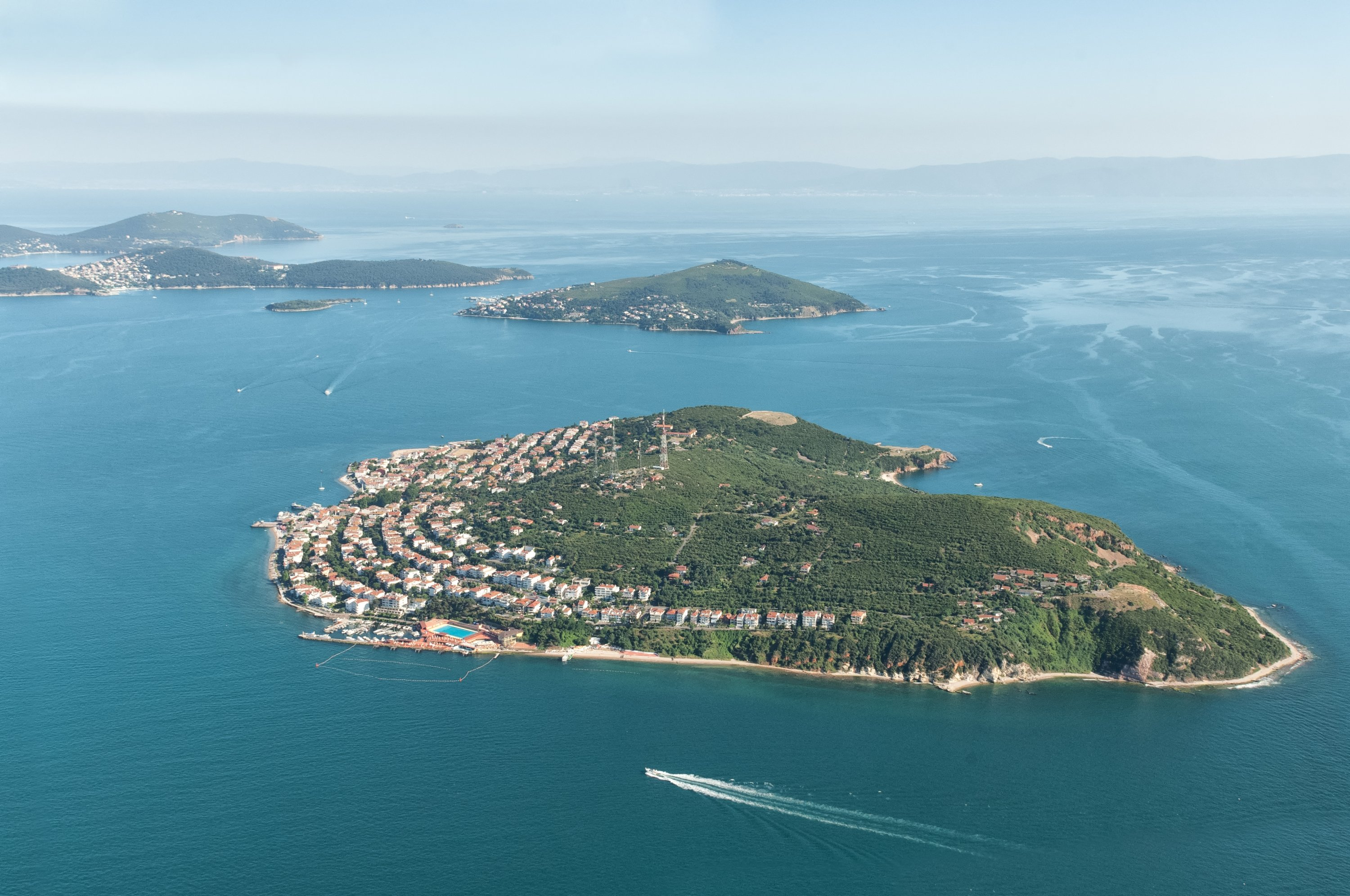 The Prince's Islands. (Shutterstock Photo)