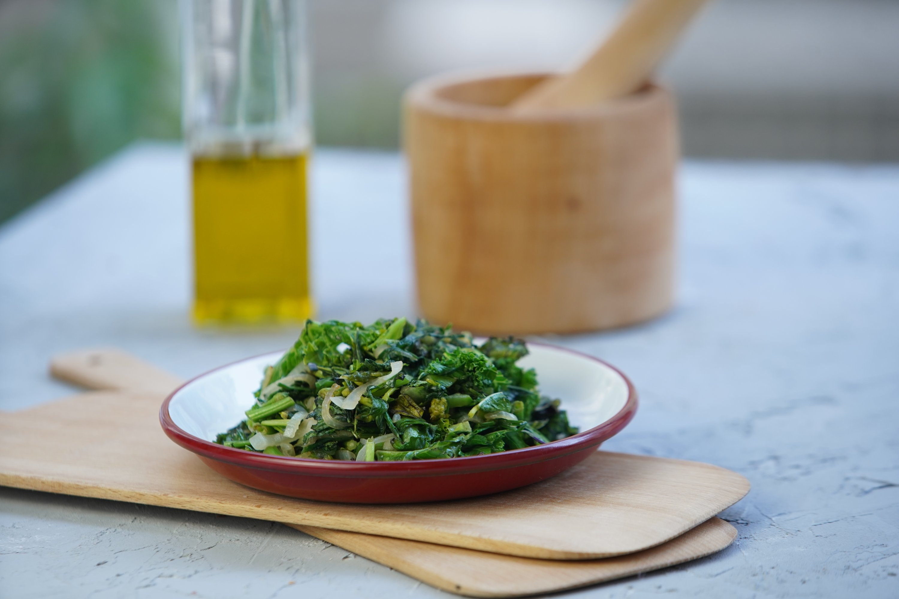 To make it even tastier you can use some herbs. (Shutterstock Photo)