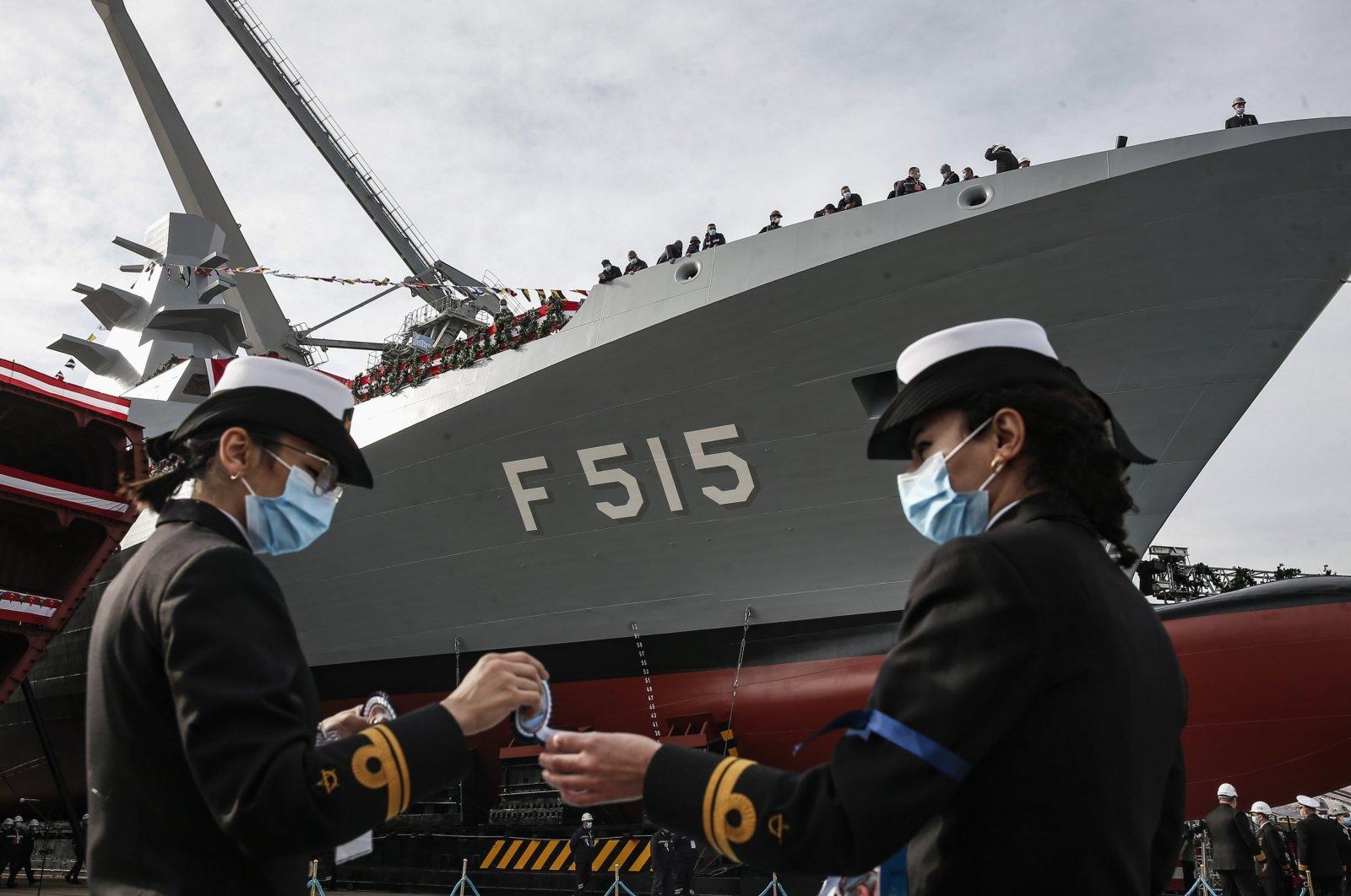 Turkish shipbuilder front runner in Bangladesh frigate program