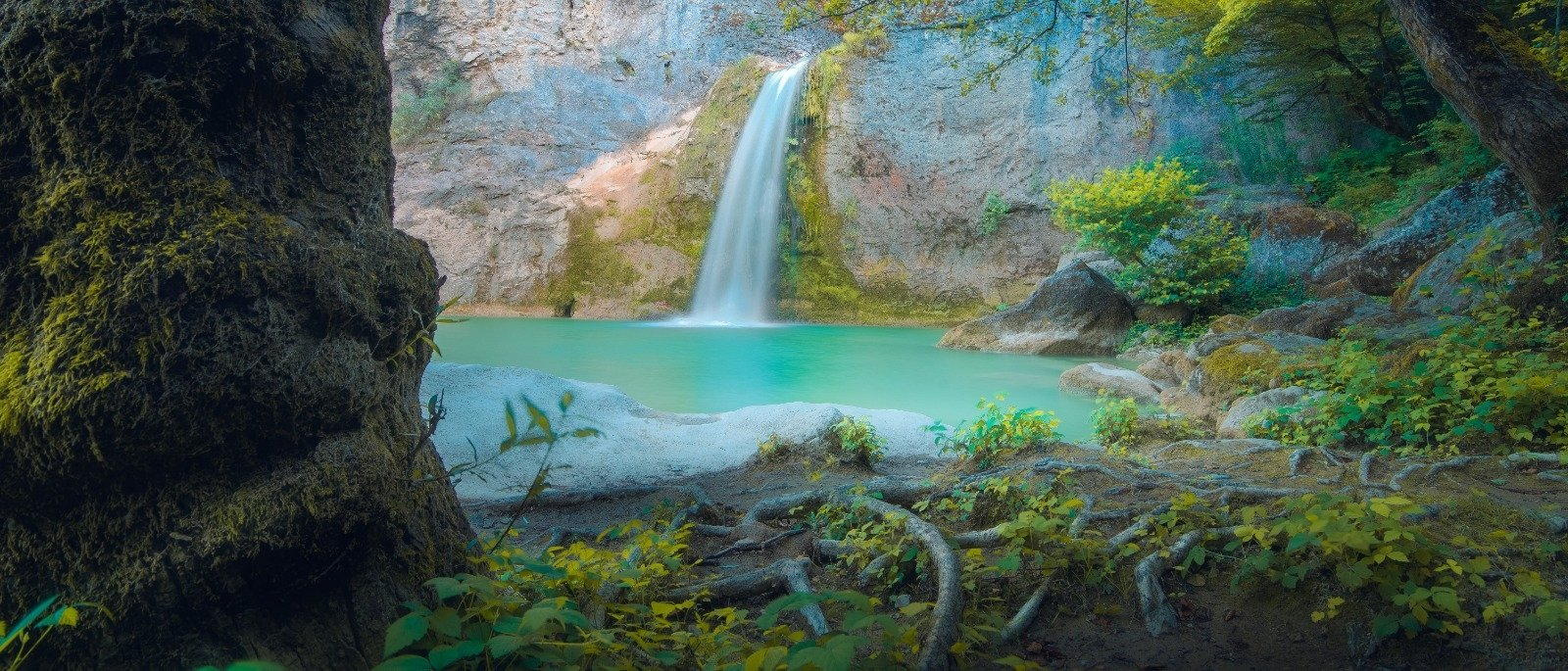 The Horma Canyon. (AA Photo)
