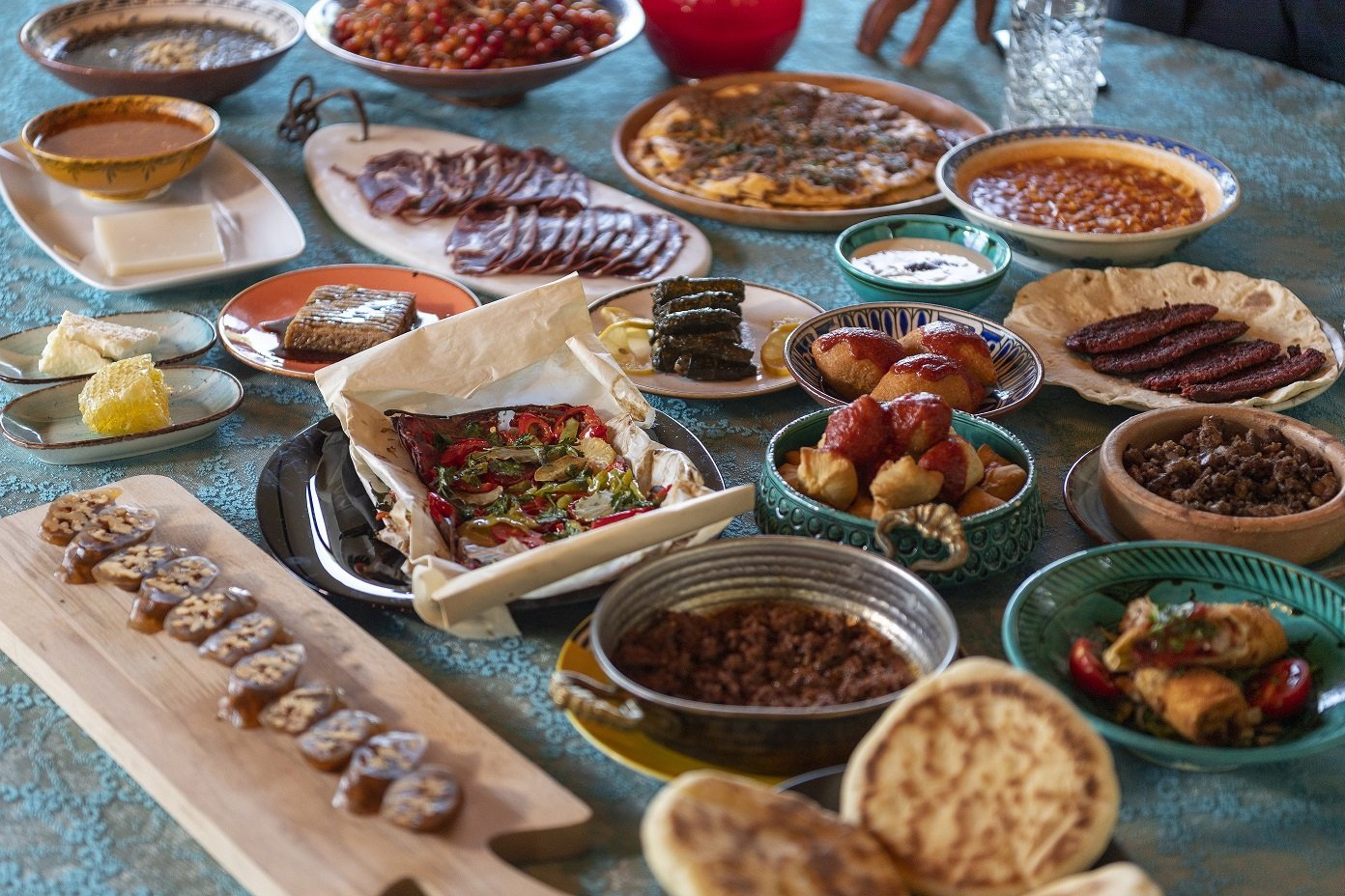 Kayseri has been added to UNESCO Creative Cities Network thanks to its rich cuisine. (AA Photo)