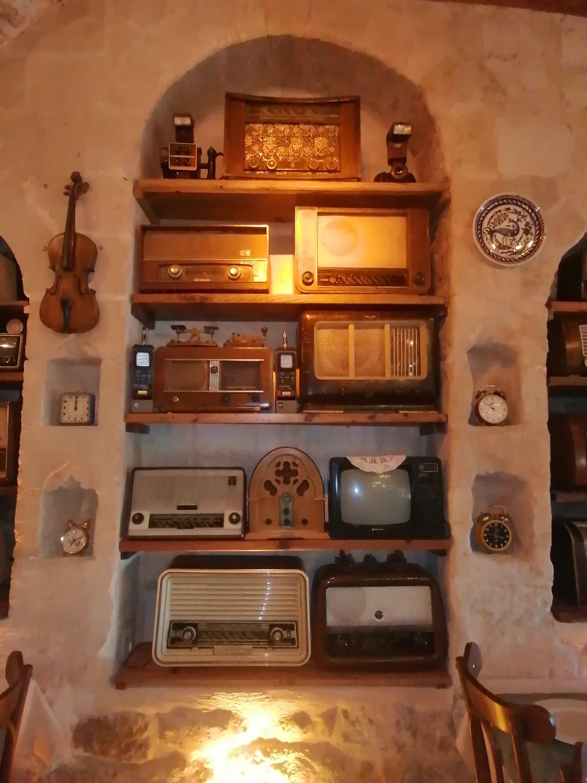 Leyli Restaurant interior. (Aiza Azam for Daily Sabah)