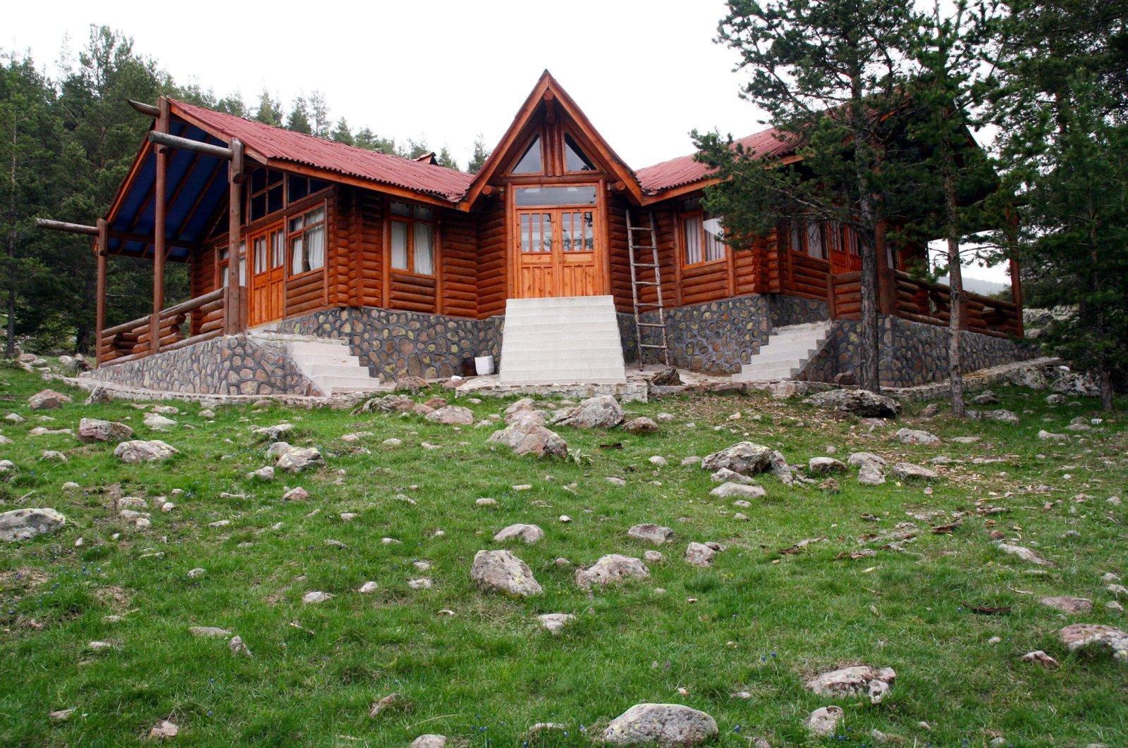 Eğriova Plateau in Beypazarı district, Ankara, Turkey. (AA Photo)